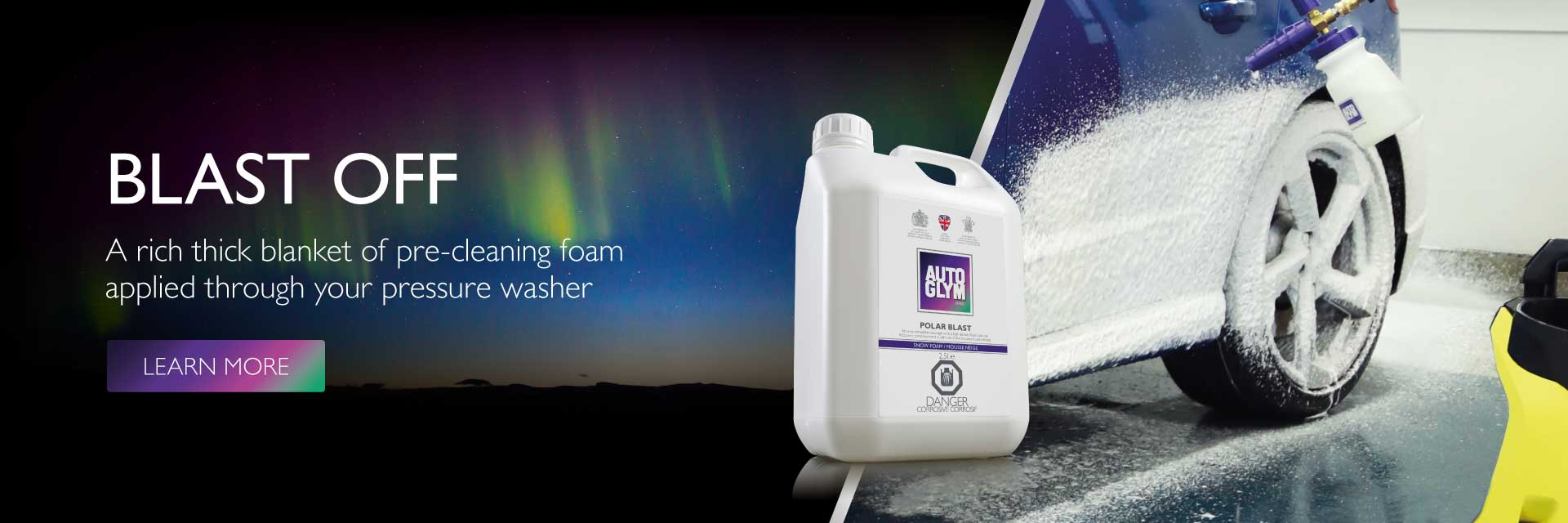 Autoglym Polar Blast  - Click here to find out more!